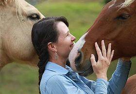 4. Equine Therapy program facilitator Li