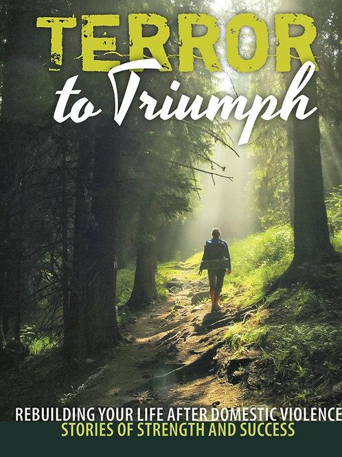 GIVE A BOOK - Terror to Triumph Book