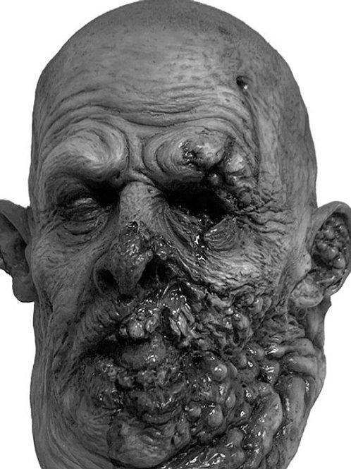 BLOATED ZOMBIE HEAD RESIN MODEL KIT