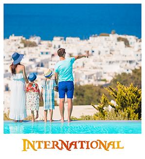 International Travel Greece