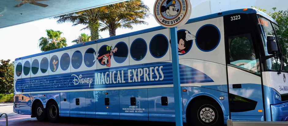 The Ins & Outs of Disney's Magical Express