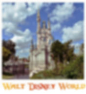 Cinderella's Castle Walt Disney World Resort