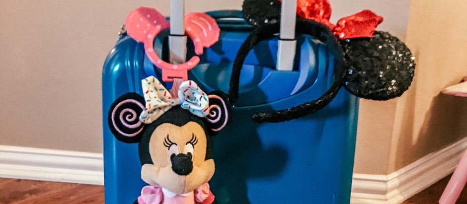 Ultimate Packing List for a Walt Disney World Vacation