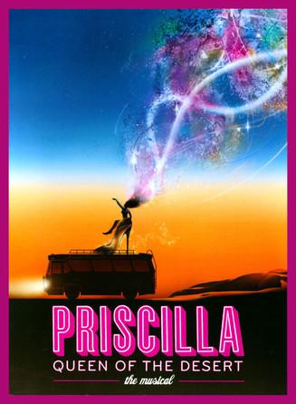 Priscilla Queen of the Dessert