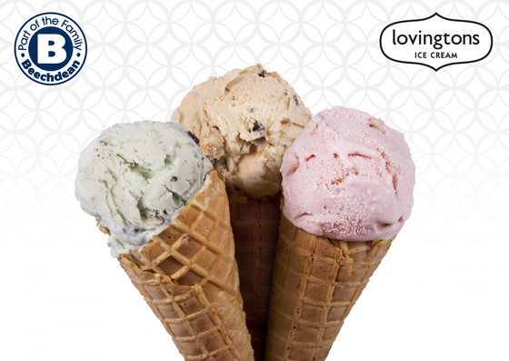 BEECHDEAN ICE CREAM GROUP ACQUIRES LOVINGTONS