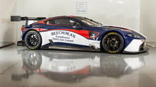 Beechdean AMR heads to Europe with a brand-new look!