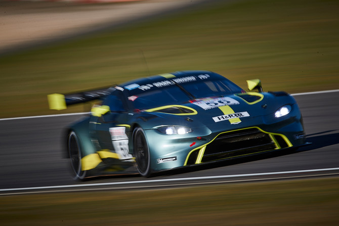 Beechdean AMR plans maximum attack on 2019 British GT titles