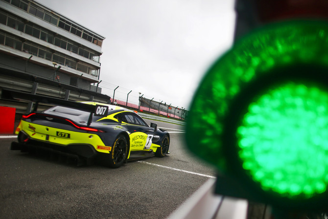 Beechdean AMR Join the Cream of the Crop at British GT Grand Finale.