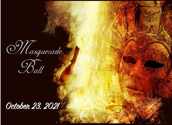 2021 LTMT Masquerade Ball Fundraiser