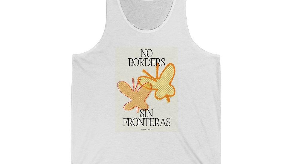 NO BORDERS Tank (@laurrojas)