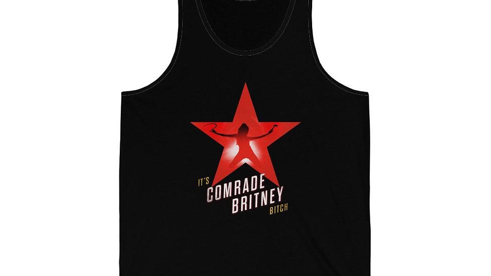 COMRADE BRITNEY Tank (@MemeIndustrialComplex)