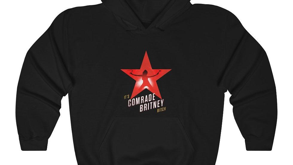 COMRADE BRITNEY Hoodie (@MemeIndustrialComplex)