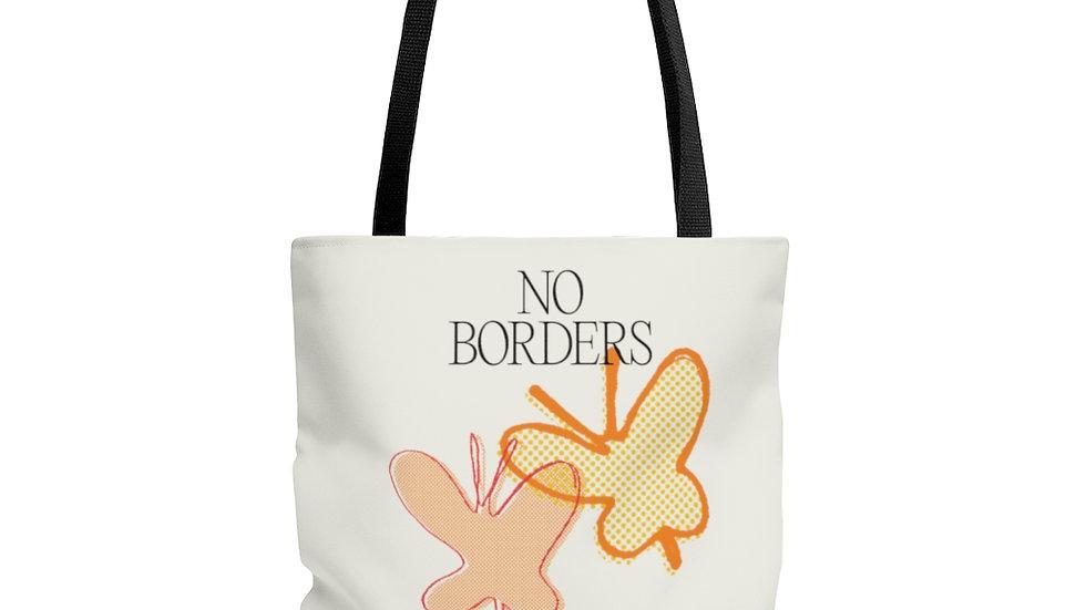 NO BORDERS Tote (@laurrojas)