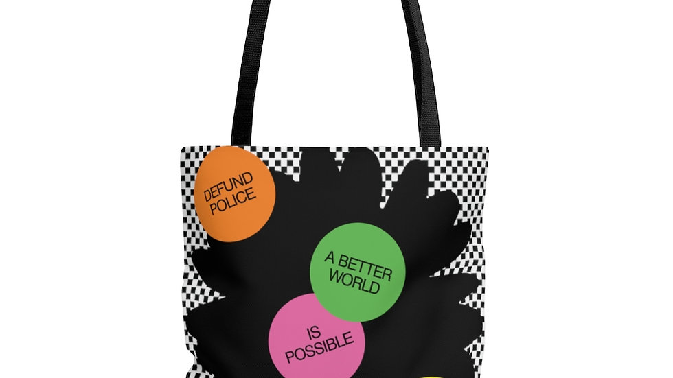 A BETTER WORLD Tote (@laurrojas)