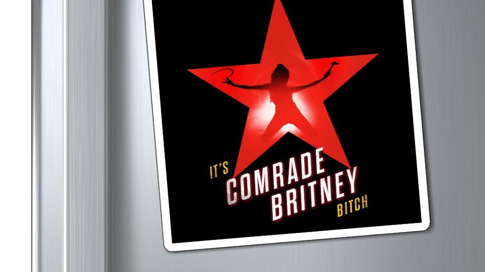 COMRADE BRITNEY Magnet (@MemeIndustrialComplex)