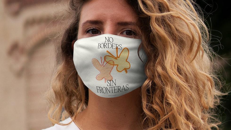 NO BORDERS Mask (@laurrojas)