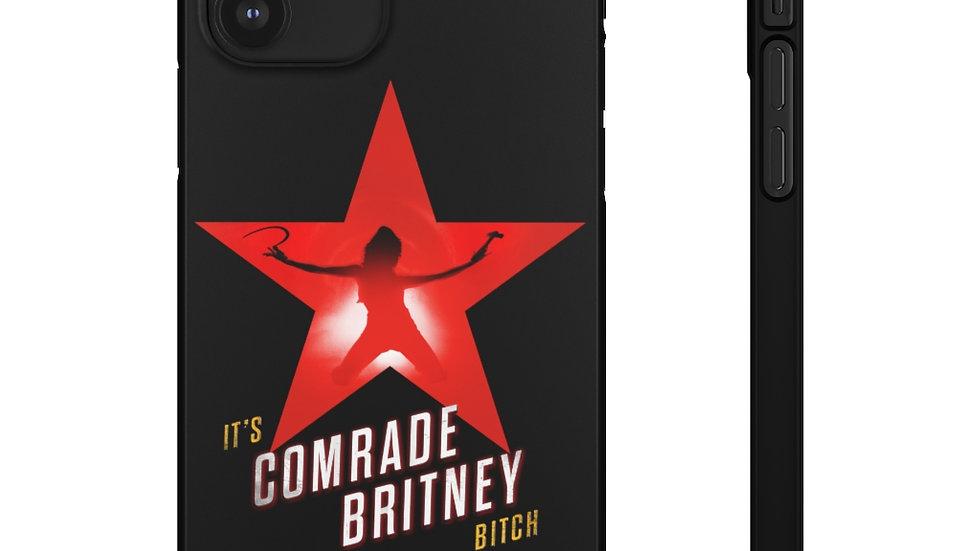 COMRADE BRITNEY Hard Case (@MemeIndustrialComplex)