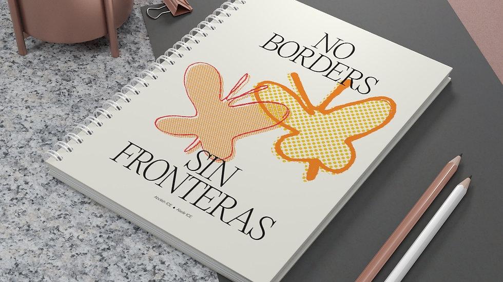 NO BORDERS Notebook (@laurrojas)