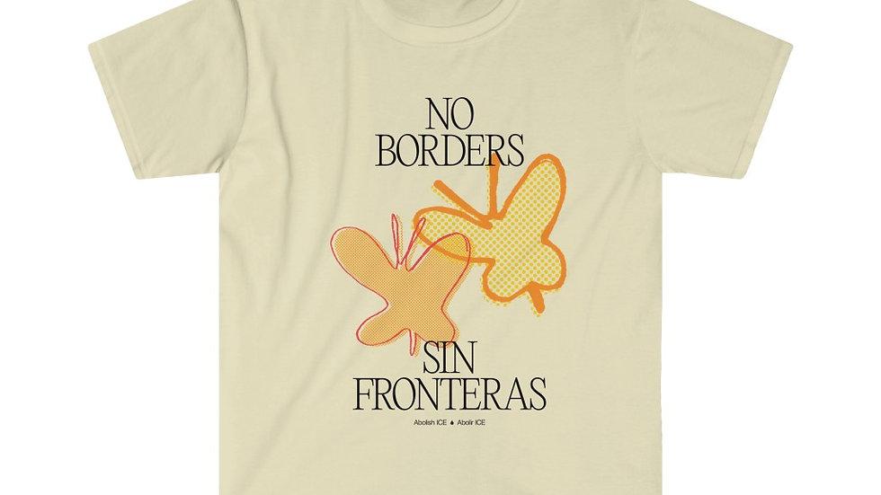 NO BORDERS Shirt (@laurrojas)