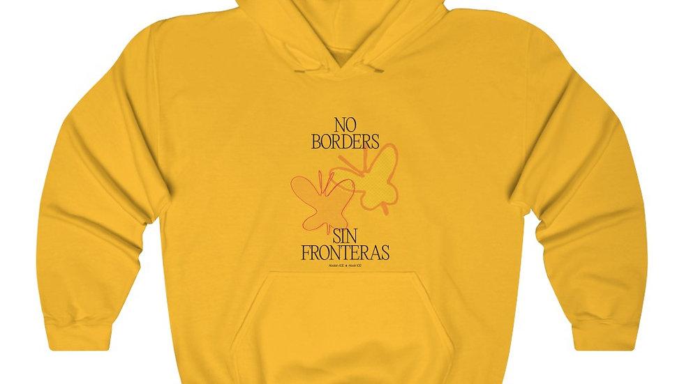 NO BORDERS Hoodie (@laurrojas)