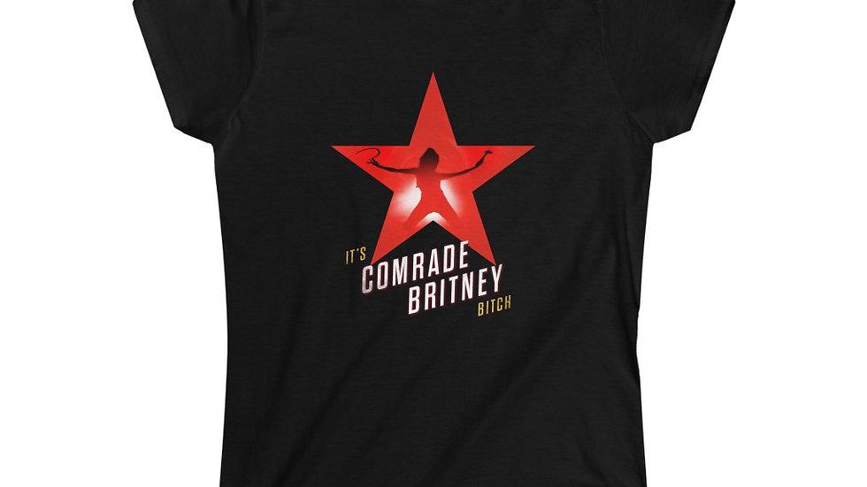 COMRADE BRITNEY Feminine Shirt (@MemeIndustrialComplex)
