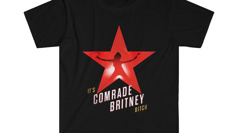 COMRADE BRITNEY Shirt (@MemeIndustrialComplex)