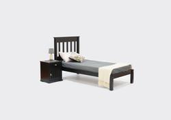 Arizona 91 Bed & Pedestal Combo (2) - DM