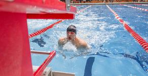 Des nouvelles de notre nageur Emile Eeckhout aux USA