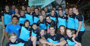 Retour des Championnats de Belgique de Natation