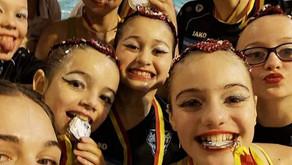 Retour du Championnat Francophone Minimes de natation artistique