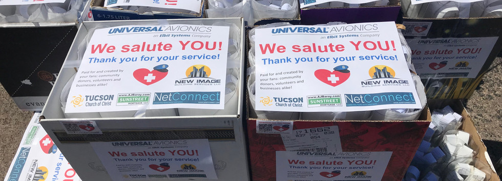 Emergency Delivery to Tucson Medical Center