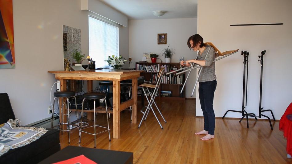 Comment épuiser un objet (chaise)