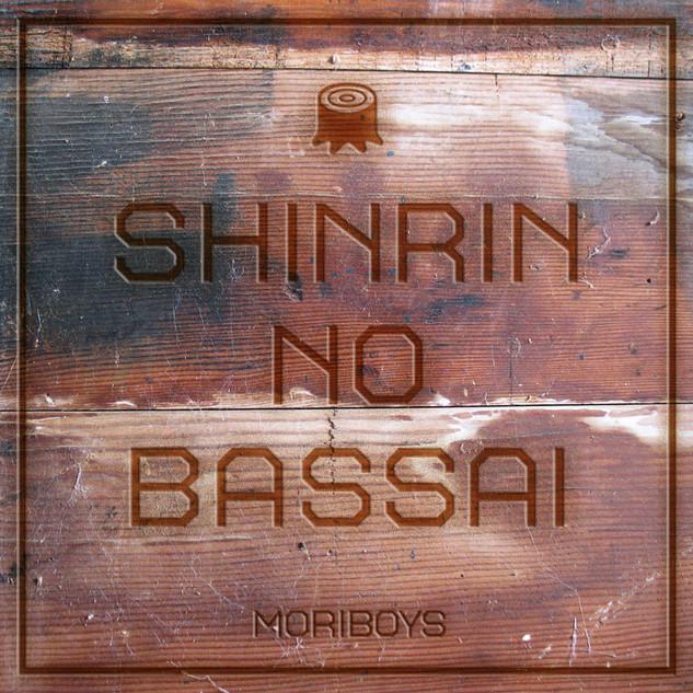 架空のCD「SHINRIN NO BASSAI」