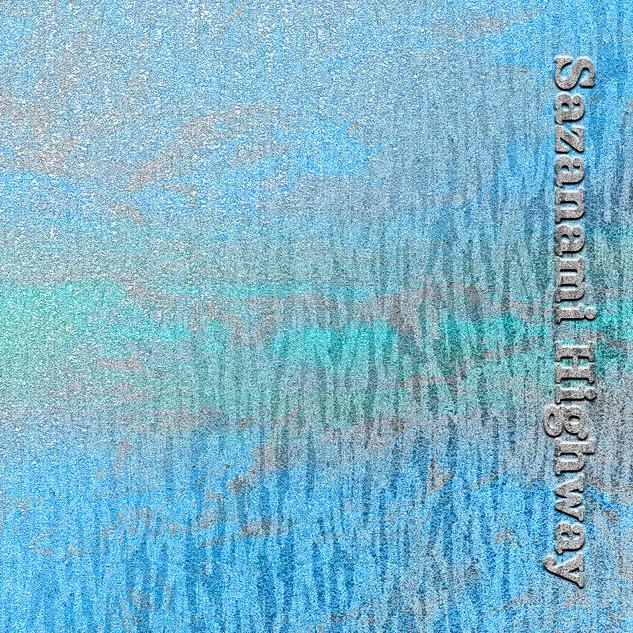 架空のCD「Sazanami Highway]