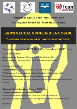 MinacciaNucleare