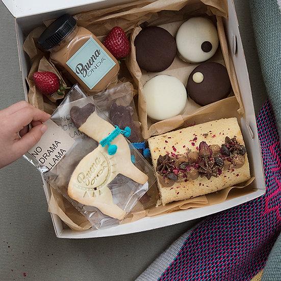 'GOOD VIBES' Bake Box