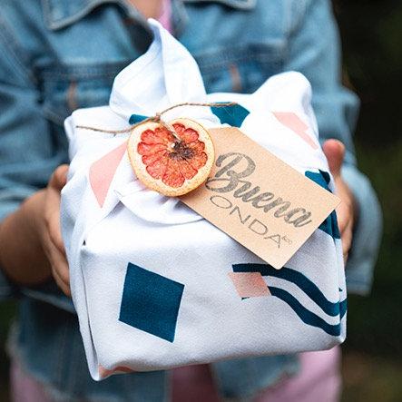 'REINA y PALOMITA' - Mini Gift Box