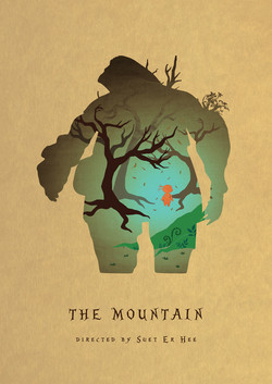 The Mountain Poster