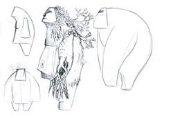 Aragon Character Design