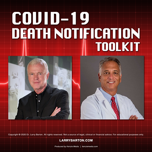 COVID-19 Death Notification Toolkit