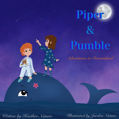 Piper & Pumble Digital Book