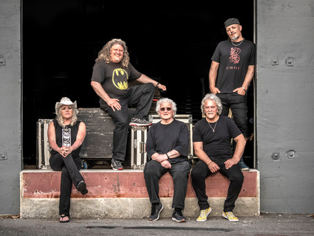 Jefferson Starship Interview