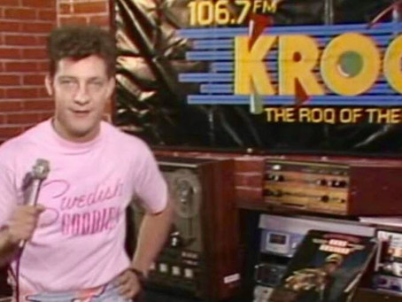 1984 music KROQ songs 106.7 to 101