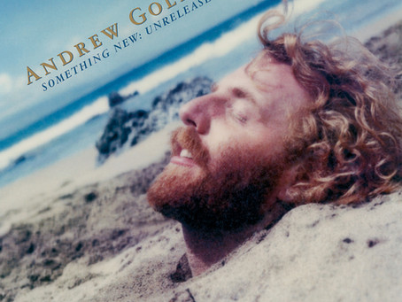 "Andrew Gold ""Something New"" album talk with Leslie Kogan Gold"