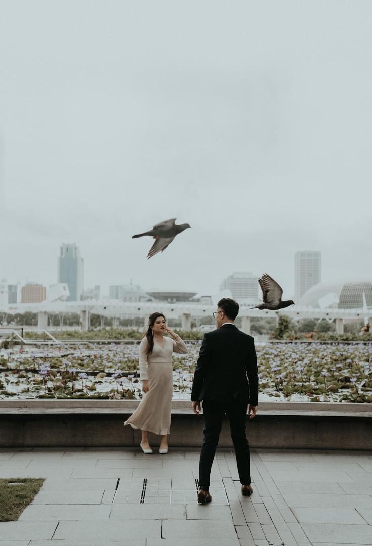 Singapore Pre-wedding