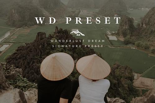 WD Presets + 2 Free Travel Preset