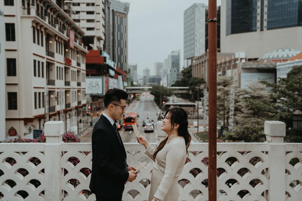 Singapore Prewedding Photography -wedding
