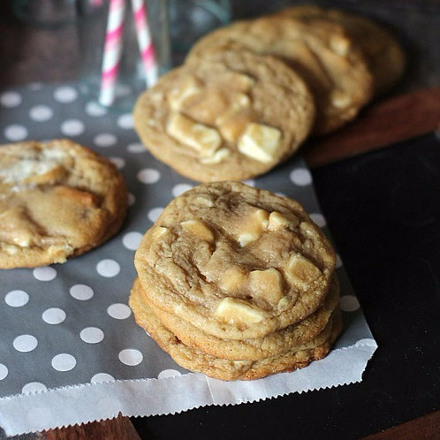 White Chocolate Chip Cookies + 420 Gift with purchase