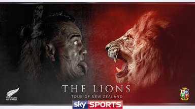 LIONS TOUR - ALL GAMES SHOWN HERE