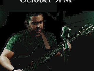 JAKE PANCHO LIVE AT THE CLARE INN ON SATURDAY 7TH OCTOBER!